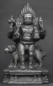 Bhairava stone