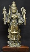 bhairavai standing