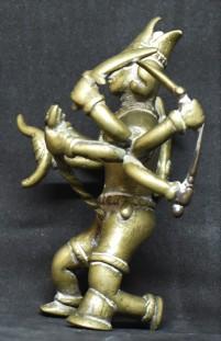 Kartavirya left