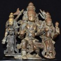 umamaheshwara-with-attendant