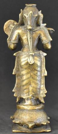 Yamuna or lakshmi back