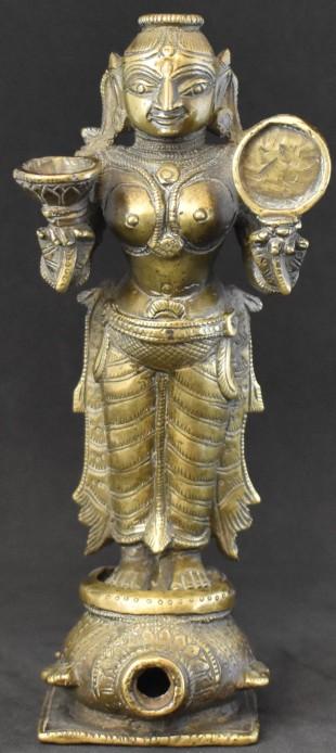 Yamuna or Lakshmi