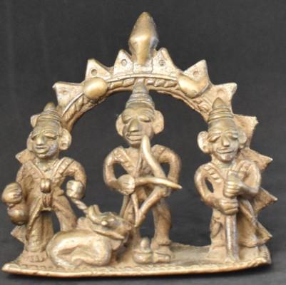Rama and Lakshman