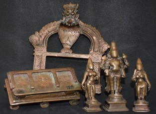 Vishnu Triad parts