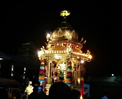 Kamakshi temple utsav