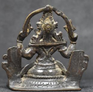 Vaishnavi back