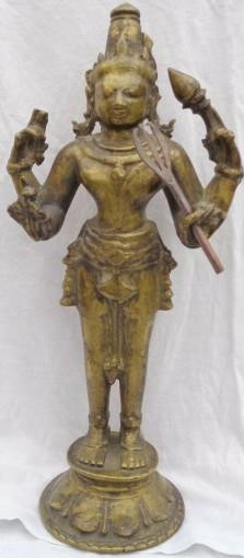 Vishnu fake front