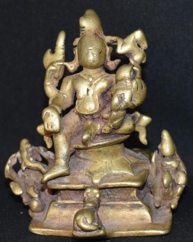 Shiva with Family