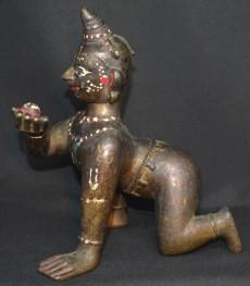 Crawling Krishna (Bengal)