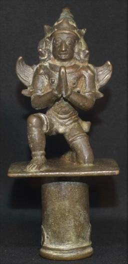 Garuda on a pole